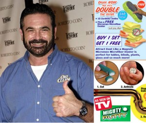 Billy Mays Sells