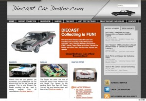 Diecast-Car-Dealer